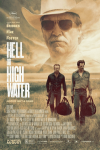 「Hell or High Water」の英語のポスターの写真
