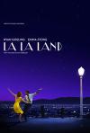 「La La Land」の英語のポスターの写真