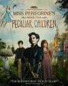 「Miss Peregrine's Home for Peculiar Children」の英語のポスターの写真