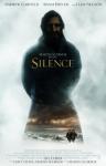 「Silence」の英語のポスターの写真