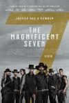 「The Magnificent Seven」の英語のポスターの写真