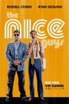 「The Nice Guys」のポスターの写真